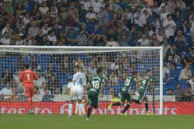 Real Madrid Go Down to Betis on Ronaldo Return