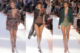 Missoni Womens Spring/Summer 2018/19 Fashion Show in Milan