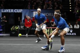 Power Couple Federer-Nadal Rule Out Full Time Partnership
