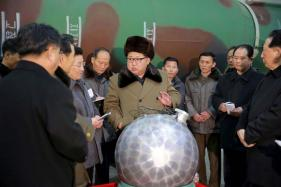 S Korea Confirms Traces of Radioactive Gas from N Korea's Nuclear Test