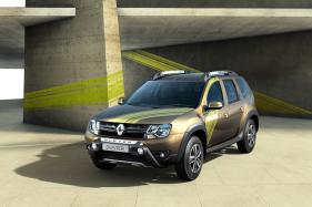 Renault Duster Sandstorm Edition Launched For Rs 10.90 Lakh