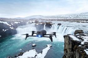 Parrot Launches Bebop 2 Power Drone to Take on DJI Spark
