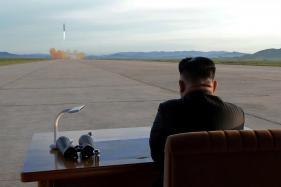 North Korea's Kim Jong-Un Vows Victory in Showdown With US