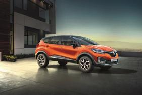 Renault Captur SUV to Launch in India on November 6