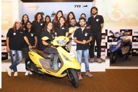 TVS Himalayan Highs Season 3 Concludes With 12 Riders Reaching 18000 FT On Zest 100