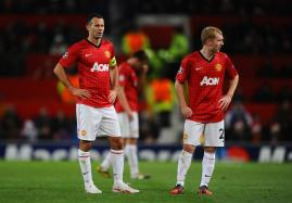 Giggs and Scholes No-Show Angers Indian Fans