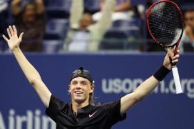 US Open: Shapovalov Hoping to Continue Stunning Show