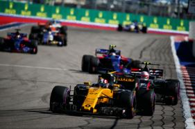 Formula One Working on Exhaust Microphone for More Visceral for TV Viewers