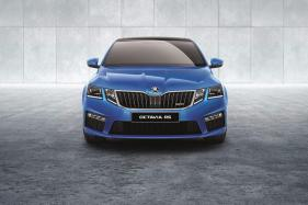 Skoda Octavia RS 2017 Launched in India for Rs 24.62 Lakh