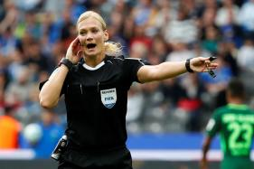 Bibiana Steinhaus Becomes Bundesliga's First Female Referee