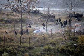 Six Jaish-e-Mohammed Militants Killed During Infiltration Bid in Kashmir's Uri Sector