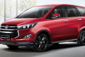 Toyota Innova New Variant Launched, Bookings Open