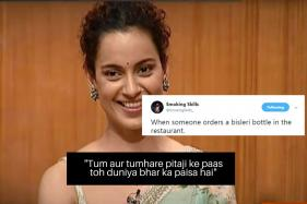 This Image From Kangana Ranaut's Explosive Interview Has Gone Viral
