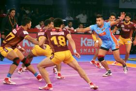 Pro Kabaddi 2017: UP Yoddha Outclass Patna Pirates 46-41