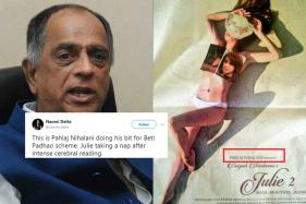 Pahlaj Nihalani Trolled After He Said 'Julie 2' Should Get No Cuts