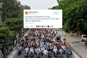 How BJP Used #MangaluruChalo To Gather Protesters For Bike Rally