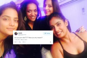 Mithali Raj Trolled On Twitter For Her 'Indecent Dressing'; Gives Befitting Reply