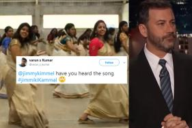 American Talk Show Host Jimmy Kimmel Loves Jimikki Kammal. Here's Proof.