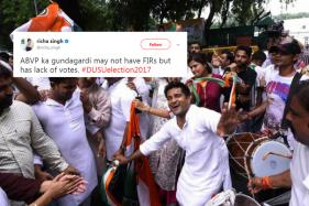This Is How Twitterati Reacted After Congress-Backed NSUI Won Top DU Posts