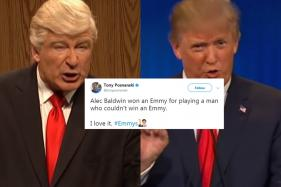 Alec Baldwin's Emmy Win For His Trump Impersonation Leaves Twitterati Ecstatic