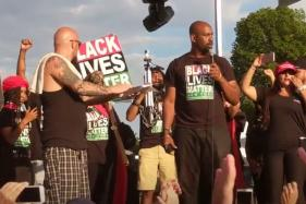 Trump Supporters Invite Black Lives Matter Activists On Stage
