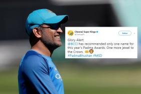 Twitter Rejoices After BCCI Nominates MS Dhoni For Padma Bhushan