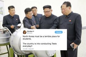Social Media Reacts After North Korea 'Successfully' Tests Hydrogen Bomb