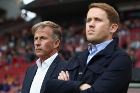 Wolfsburg Fire Head Coach Andries Jonker