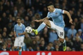 Manchester City Rout Reds, United Held by Stoke