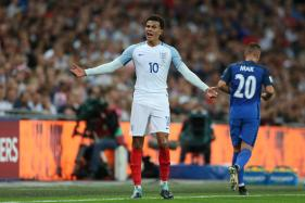 World Cup Qualifier: Alli Finger Fuss Takes Shine off England Win