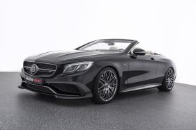 Brabus Rocket Cabrio Mercedes to Debut at Frankfurt Auto Show