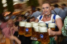 Oktoberfest Pops its Keg in Munich, Six Million Visitors Expected