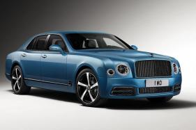 Bentley Mulsanne Design Series to Debut at Frankfurt Motor Show Along with the New Continental GT
