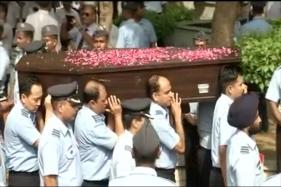 India Bids Farewell to Marshal Arjan Singh With Fly Past and 17-Gun Salute