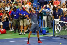 US Open: Del Potro Says He Deserved to Beat Roger Federer