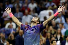 US Open: Juan Martin Del Potro Stuns Federer in Quarters