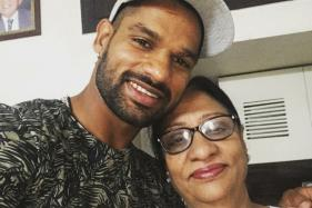 Shikhar Dhawan Posts Photo With Mother, Says She is Recovering Well