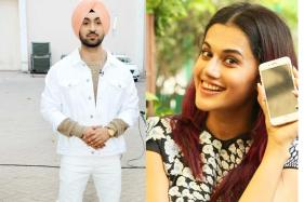 Taapsee Pannu to Star Opposite Diljit Dosanjh in Shaad Ali's Next