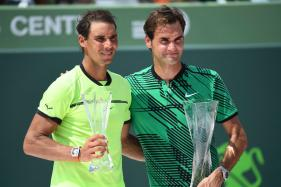 Federer, Nadal on Collision Course in Shanghai Masters