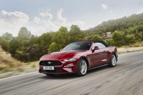 2018 Ford Mustang European Spec Revealed