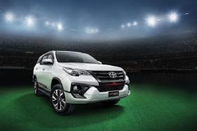 Toyota Fortuner TRD Sportivo Launched in India For Rs 31.01 Lakh, Bookings Open
