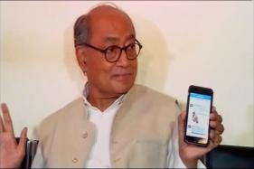 Court Seeks Info on Plea Against Digvijaya for Tweet Against PM Modi