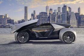 Jaguar Promises Future-Type All-Electric Concept Car by 2040
