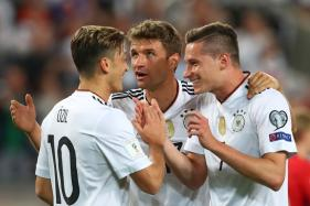 World Cup Qualifier: Germany Thrash Norway, England Survive Slovakia Scare