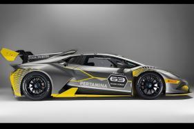 Lamborghini Huracan Super Trofeo EVO Unveiled [Video]