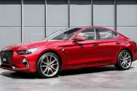 Hyundai-Genesis G70 Revealed