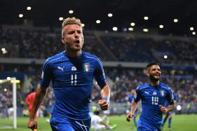 FIFA World Cup Qualifiers: Immobile Lifts Italy Past Israel