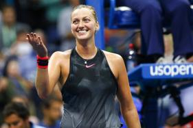US Open: Kvitova Fights Back from Knife Attack to Shine