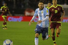 World Cup Qualifier: Argentina, Chile Stumble, Uruguay on Brink
