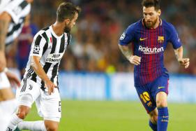 Champions League: Messi Double Inspires Barca to Juventus Revenge
